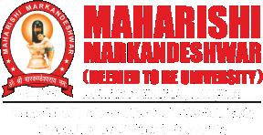 Maharishi Markandeshwar College of Nursing Ambala Logo