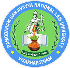 Damodaram Sanjivayya National Law University Visakhapatnam Logo