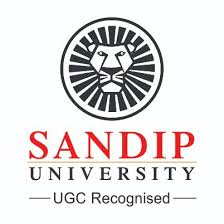 Sandip University Logo