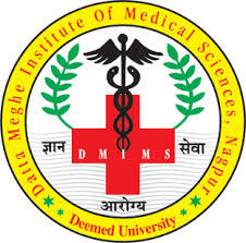 Datta Meghe Institute of Medical Sciences Wardha logo