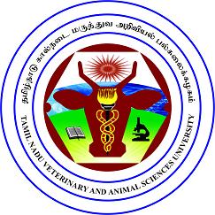 Tamil Nadu Veterinary and Animal Sciences University Chennai Logo