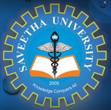 saveetha institute logo