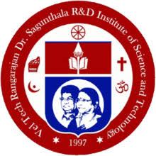 Vel Tech Dr. RR & Dr. SR University Chennai  Logo