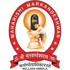 Maharishi Markandeshwar College of Dental Sciences and Research Ambala Logo