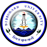 Dibrugarh University Dibrugarh logo