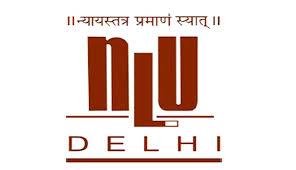 NLU Delhi Logo