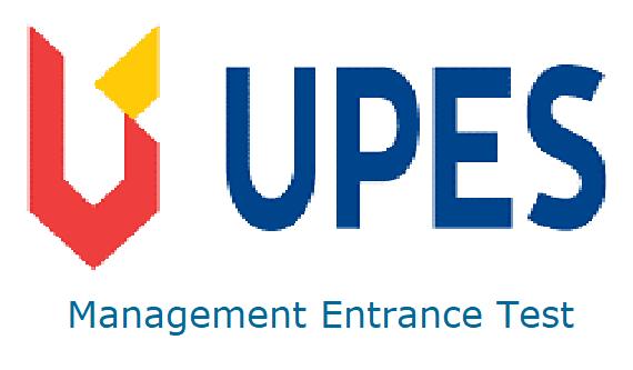 UPES MET Logo