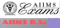 AIIMS B.Sc.EE  Logo