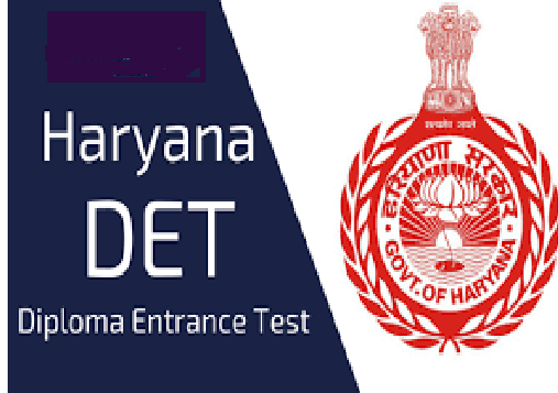 HARYANA DET Logo