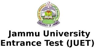 JUET 2020 Logo