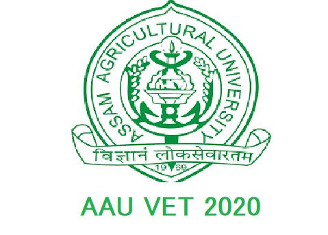 AAU VET 2020 Logo