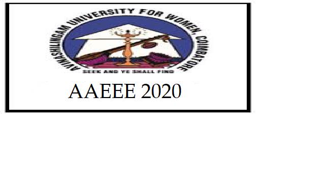 AAEEE 2020 logo