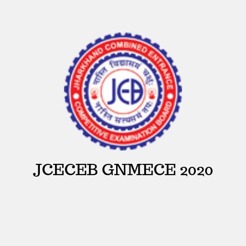 JCECEB GNMECE