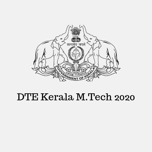 DTE Kerala M.Tech