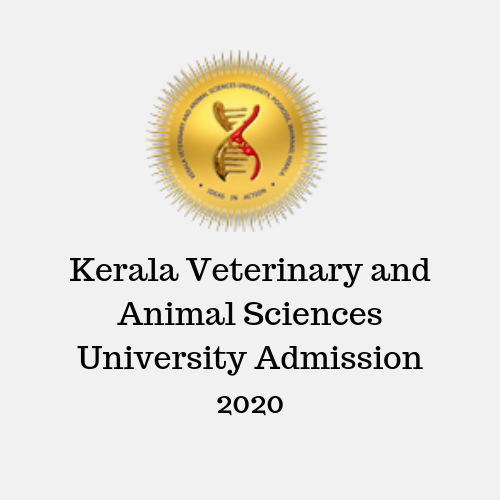 Kerala Veterinary and Animal Sciences University Admission