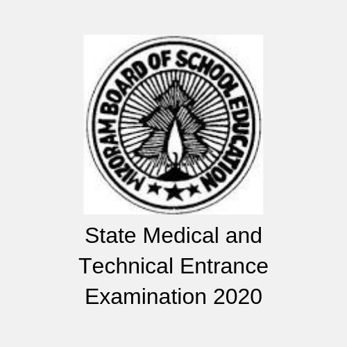 State Medical and Technical Entrance Examination 2020