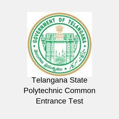 Telangana State Polytechnic Common Entrance Test