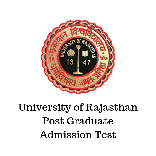 University of Rajasthan Post Graduate Admission Test