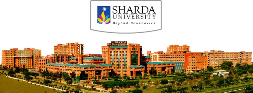 sharda-university-campus
