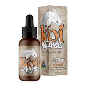 Koi Naturals Orange Tincture 30ml