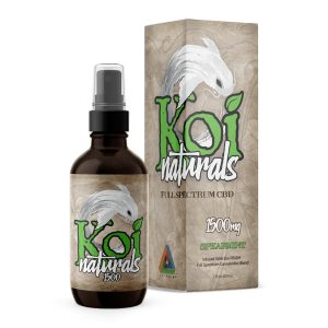 Koi Naturals Tincture Spearmint 60ml