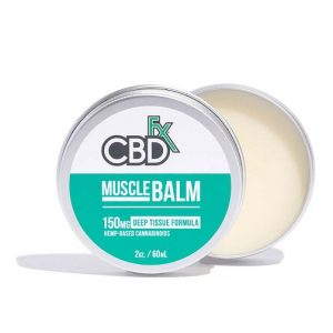 CBD Muscle Balm 150mg