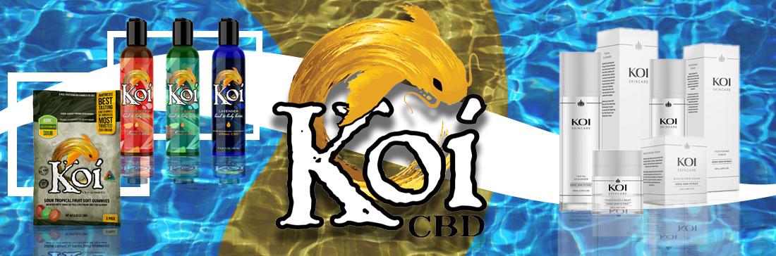 Koi Banner