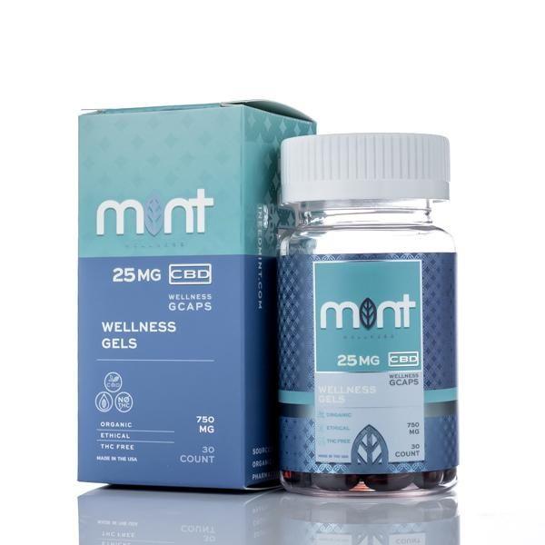 Mint Wellness CBD Gels