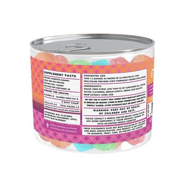 Mint Wellness Infused assorted mix