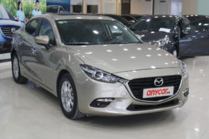Mazda 3 Facelift Sedan 1.5AT 2018