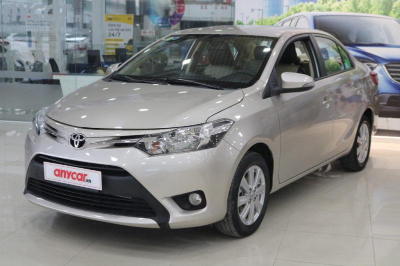 Toyota Vios 1.5MT 2018 - 2