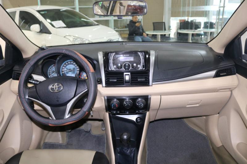 Toyota Vios 1.5MT 2018 - 11