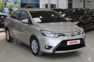 Toyota Vios 1.5MT 2018