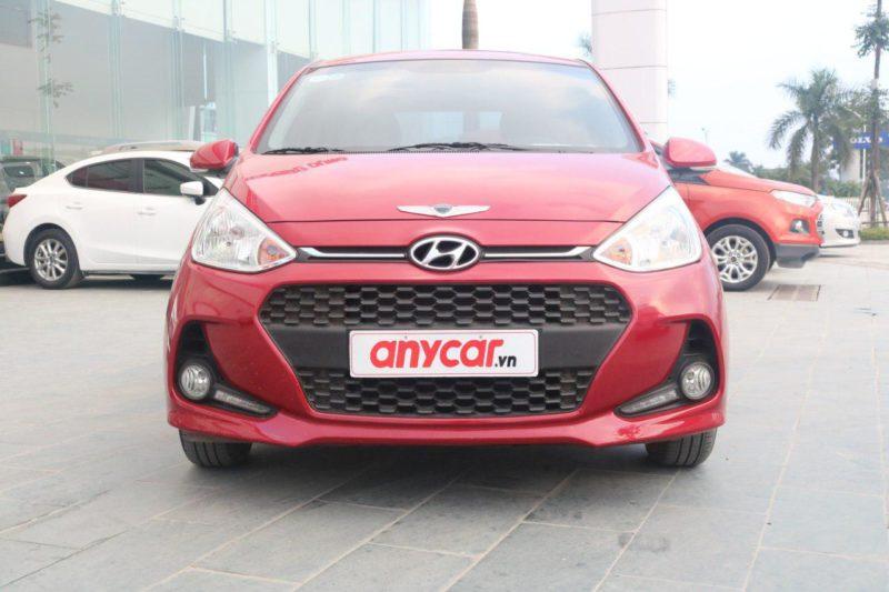 Hyundai i10 1.2MT 2017 - 2