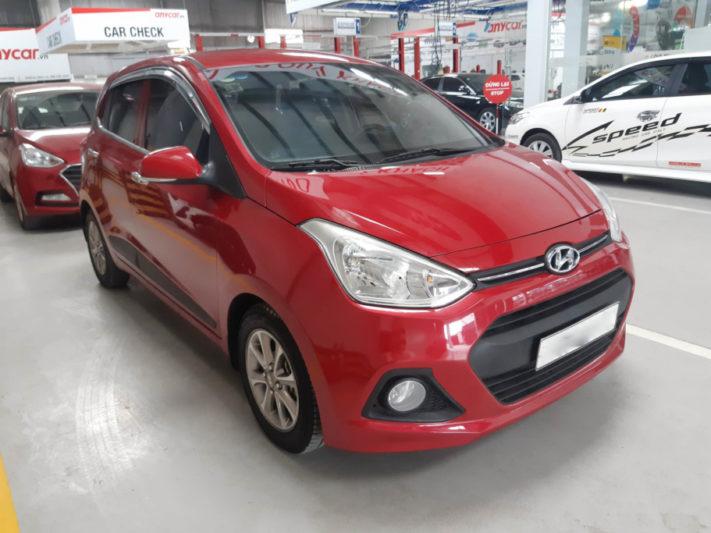 Hyundai i10 1.0AT 2015 - 1
