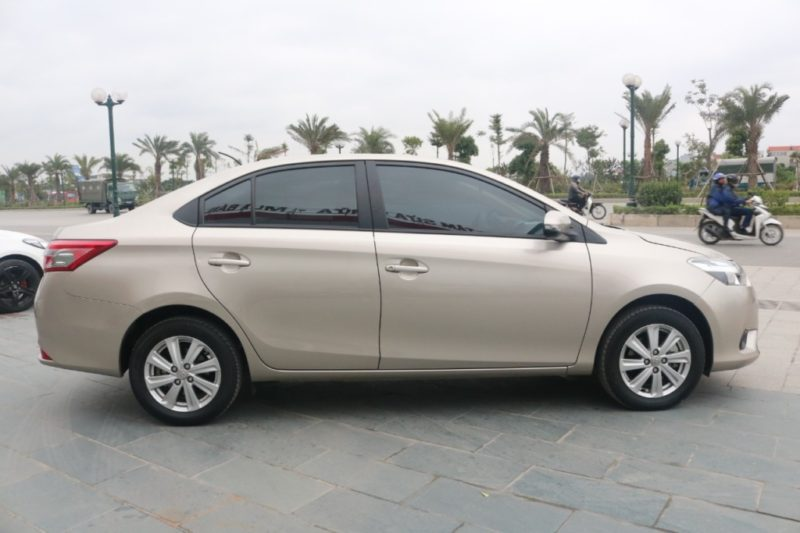 Toyota Vios 1.5AT 2017 - 4