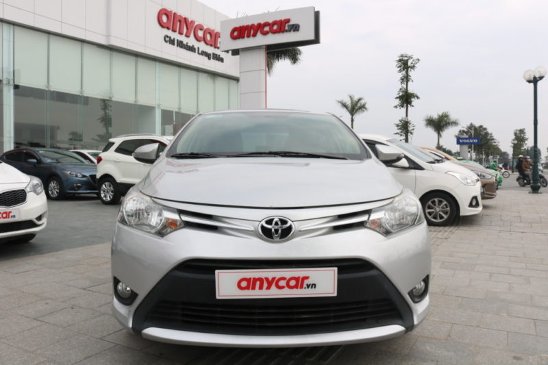 Toyota Vios 1.5MT 2017 - 2
