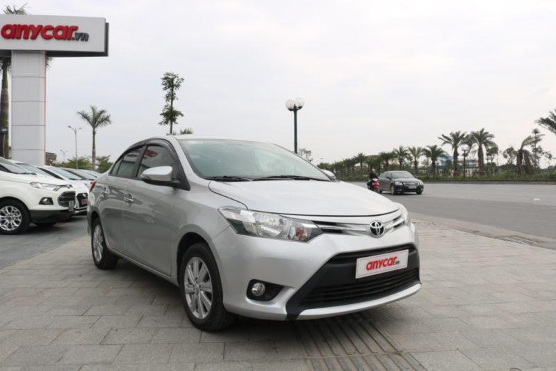 Toyota Vios 1.5MT 2017 - 1