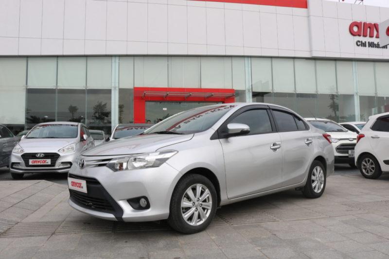 Toyota Vios 1.5MT 2017 - 3