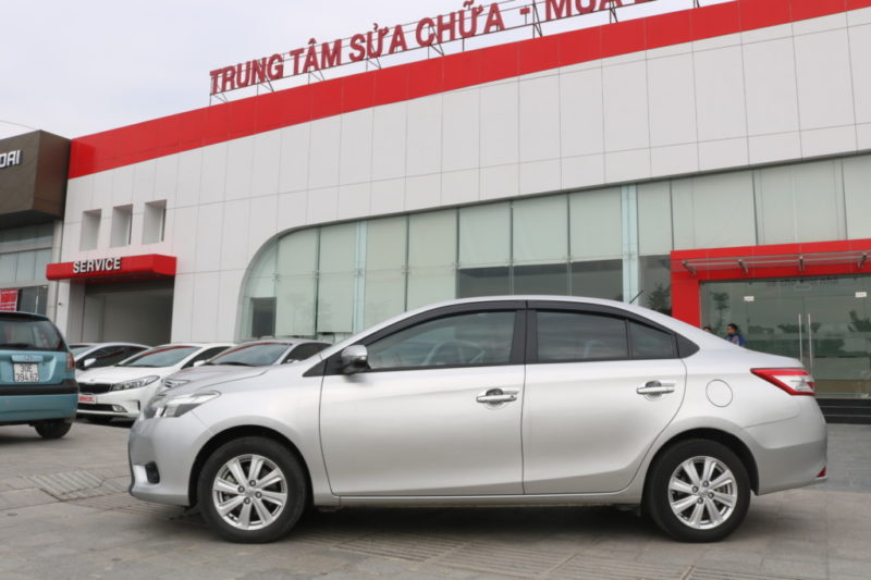 Toyota Vios 1.5MT 2017 - 5