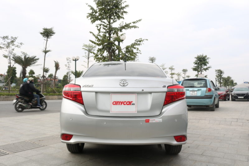 Toyota Vios 1.5MT 2017 - 7
