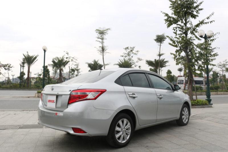 Toyota Vios 1.5MT 2017 - 6