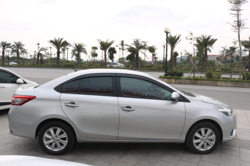 Toyota Vios 1.5MT 2017 - 4