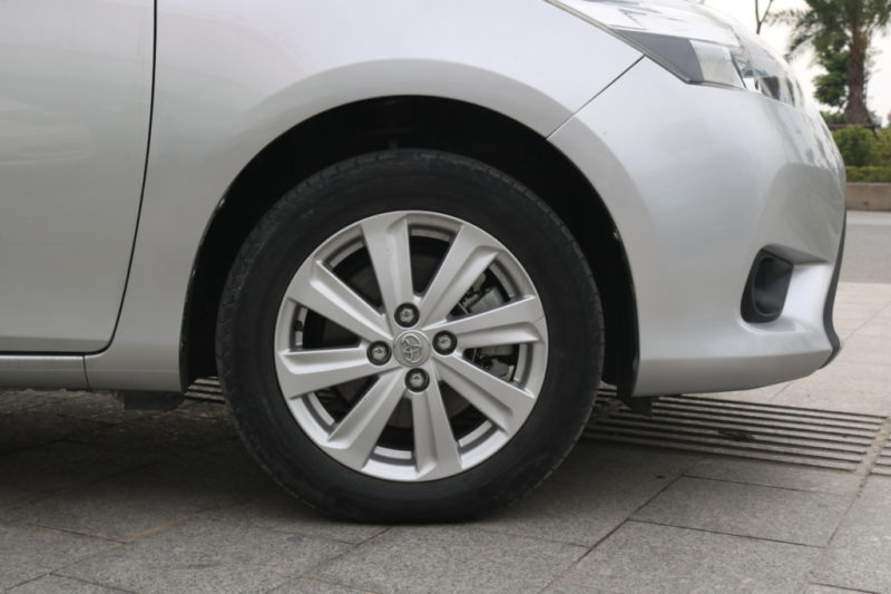 Toyota Vios 1.5MT 2017 - 10