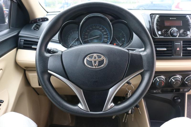Toyota Vios 1.5MT 2017 - 12