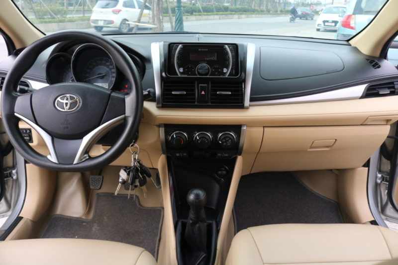 Toyota Vios 1.5MT 2017 - 17