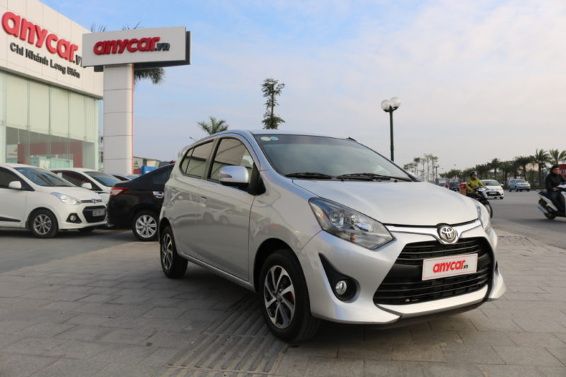 Bán xe Toyota Wigo 1.2MT 2018 cũ, giá tốt - 21209 | Anycar.vn