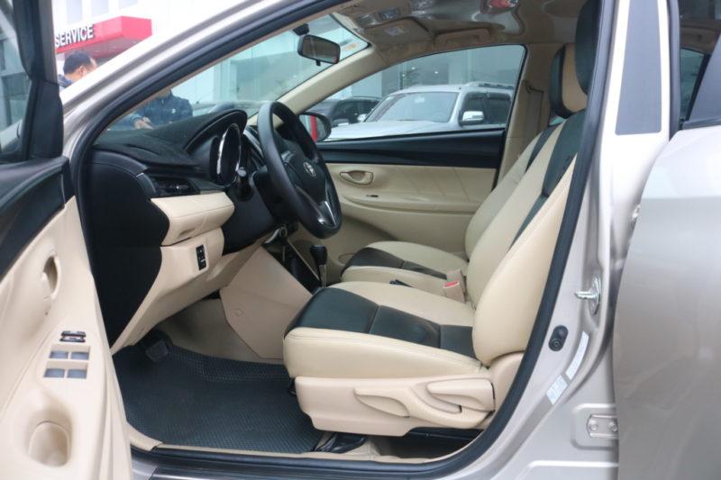 Toyota Vios 1.5AT 2016 - 15