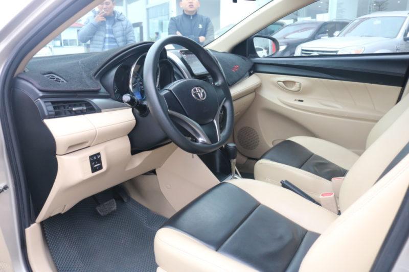 Toyota Vios 1.5AT 2016 - 14