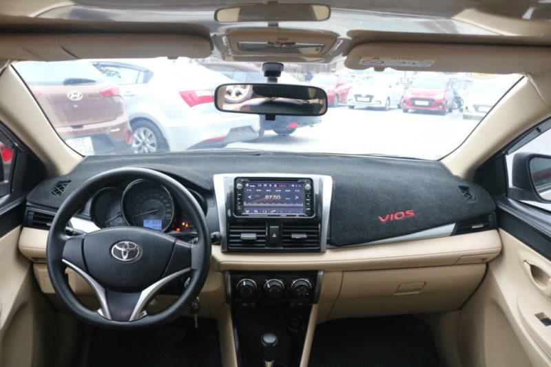 Toyota Vios 1.5AT 2016 - 13